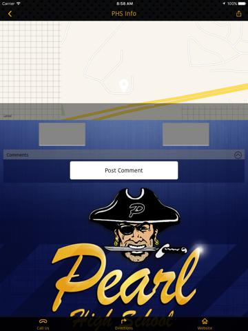 Pearl High School screenshot 2