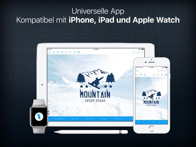 InstaLogo Logo Gestalter im App Store