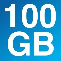 100 GB Degoo Online Storage