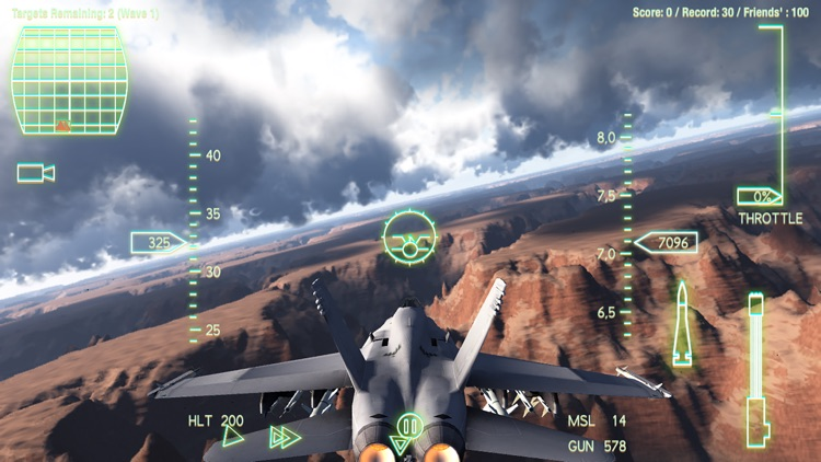 Alliance: Air War screenshot-1