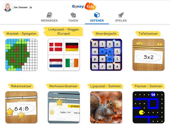gynzy kids - ipad app - appwereld