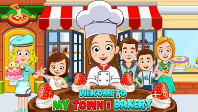 My Town : Bakery screenshot 1