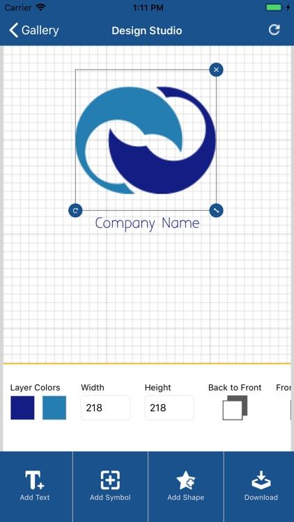 Logo Creator Full screenshot-3