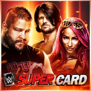 WWE SuperCard app