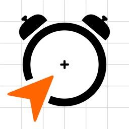iGeoAlarmFree - Battery Friendly Location Alarm