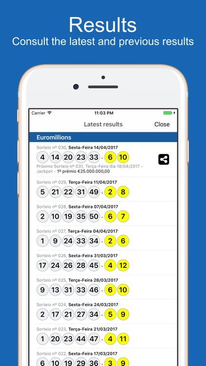 Onde Jogar: Euromillions screenshot-4