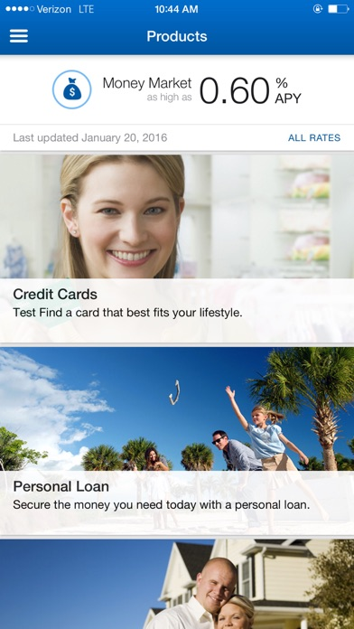 Navy Federal Credit Union iPhone