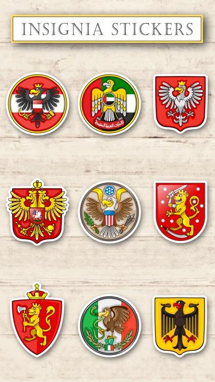 Insignia Stickers
