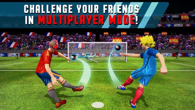 Shoot Goal - Multiplayer PvP screenshot-0
