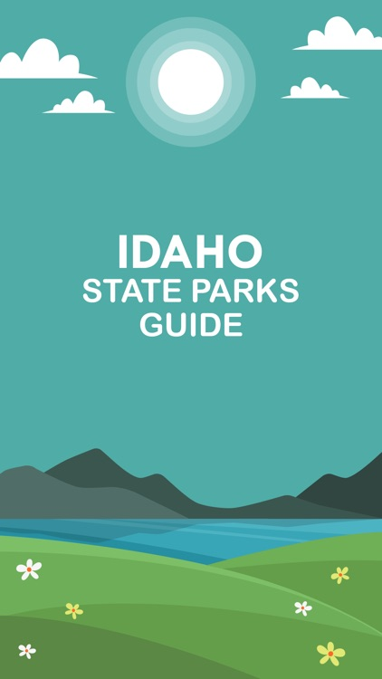 Idaho State Parks Guide screenshot-0