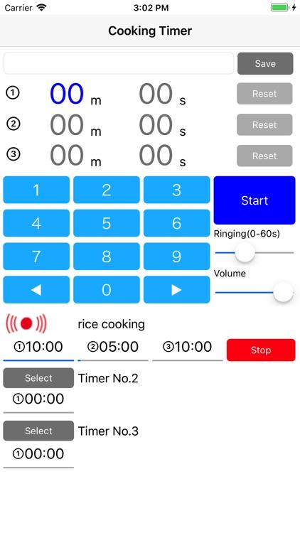MultiCookingTimer screenshot-4