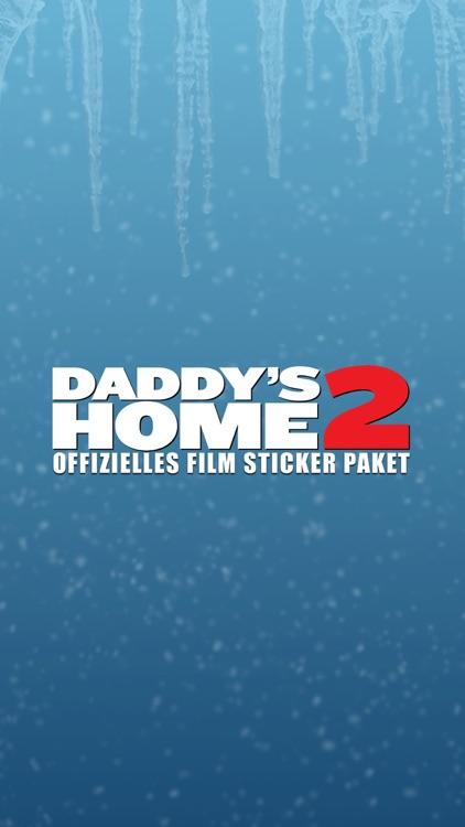 Daddy's Home 2 Sticker Paket