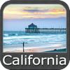 California - GPS Map Navigator