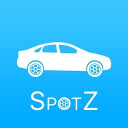 SpotZ: Find Parking Nearby