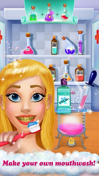 Hairy Face Makeover Salon screenshot-4