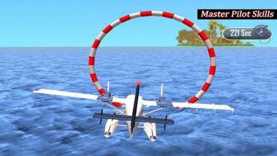 Flying Sea Stunts 3D screenshot three