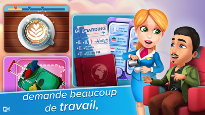 Télécharger Amber's Airline - High Hopes pour Android