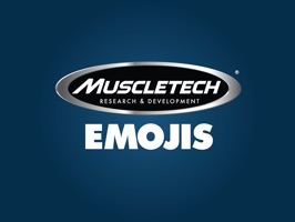 MuscleTech Stickers