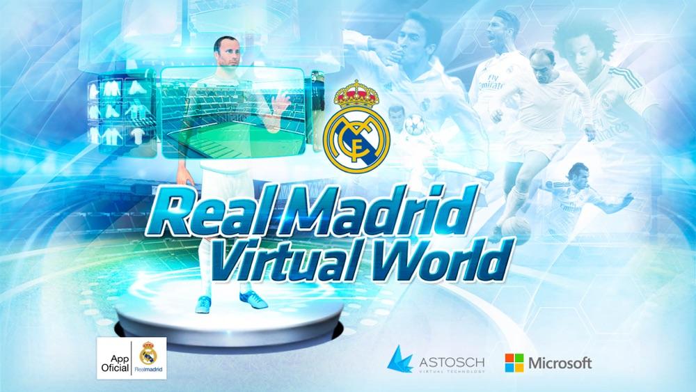 Real Madrid Virtual World