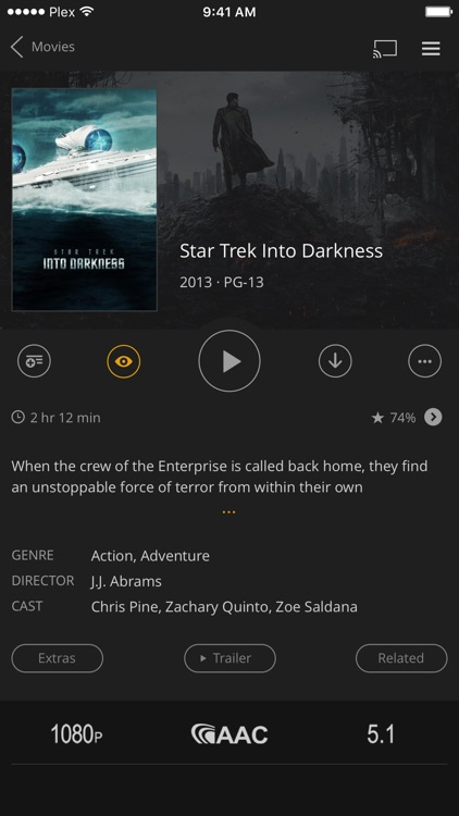 Plex screenshot-2