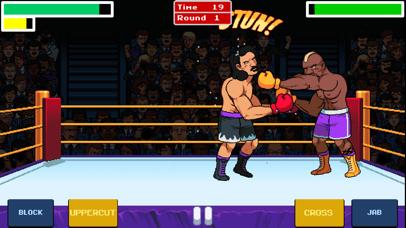 Big Shot Boxing Screenshot 1