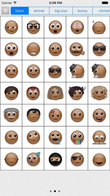 African Emoji