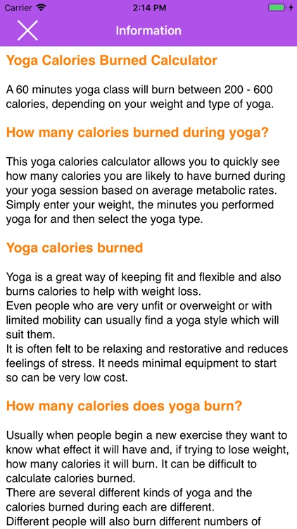 Basic Yoga poses 4 Beginners screenshot-6