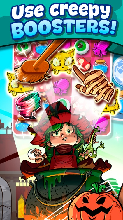 Apprentice Witch Match 3 screenshot-5