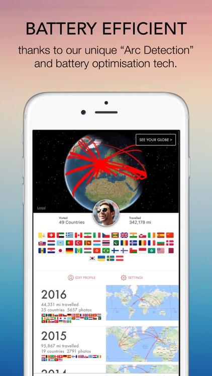 Esplorio Travel Journal & Blog screenshot-3