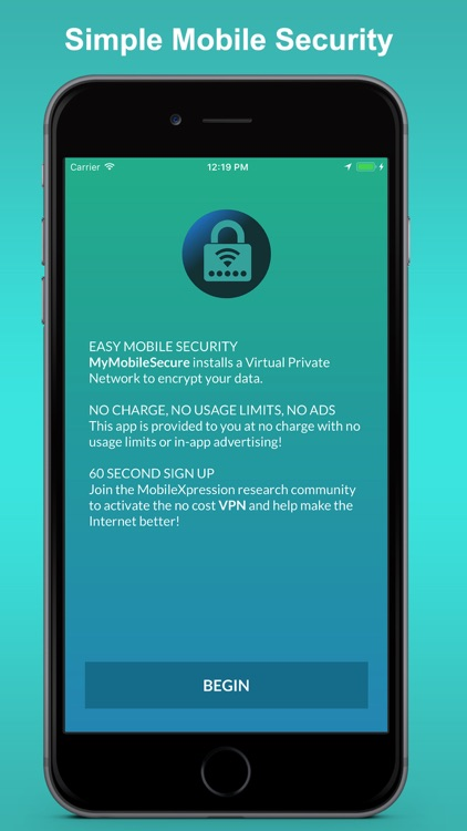 MyMobileSecure screenshot-0