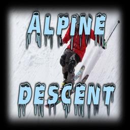 Alpine Descent - Skiing Game