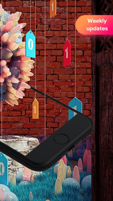 Spark Wallpaper & Background Screenshot 2