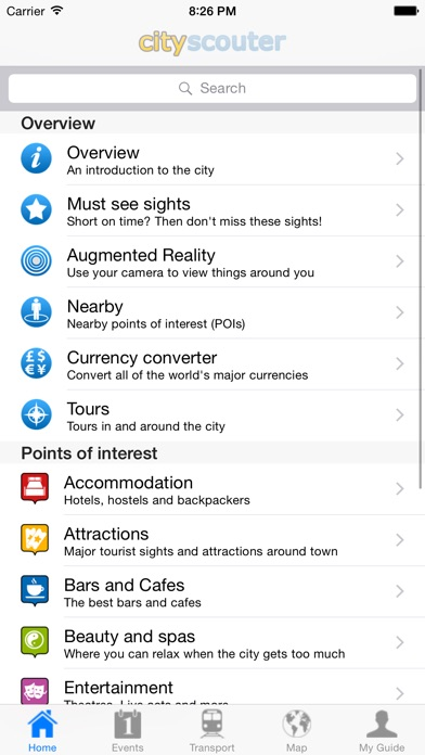 Naples Travel Guide Offline review screenshots