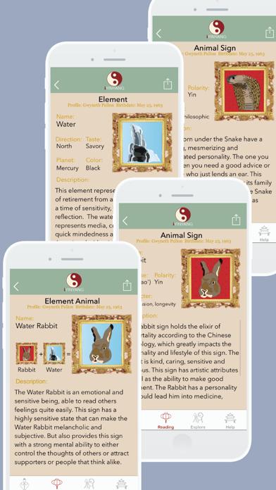 iYinYang中国占星術とあなたの動物の星座のおすすめ画像4