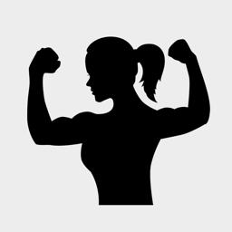 Ícone do app Fitness Point Edição Feminina