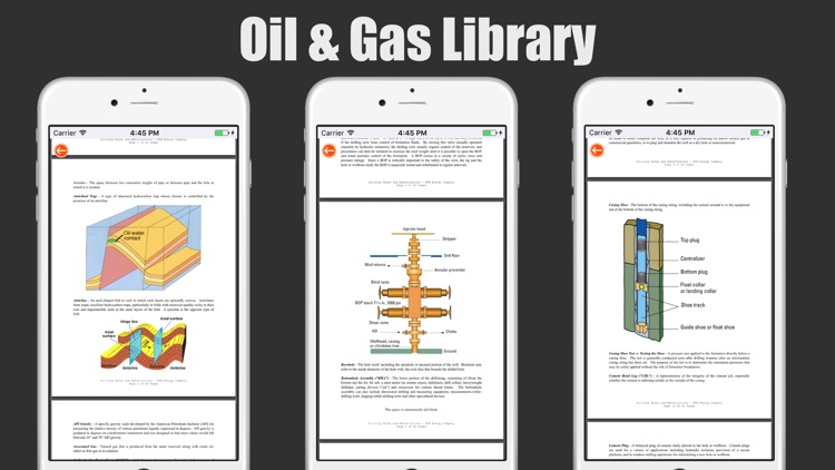 Oil & Gas Books