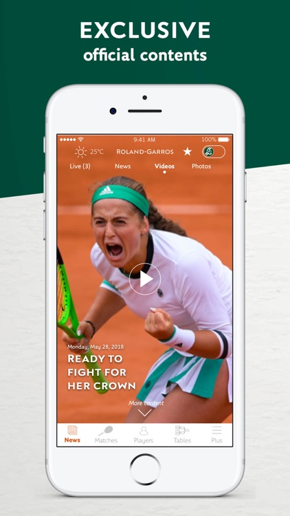 Roland-Garros Official screenshot-3