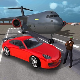 Airplane Car Transporter Game - Flight Simulator