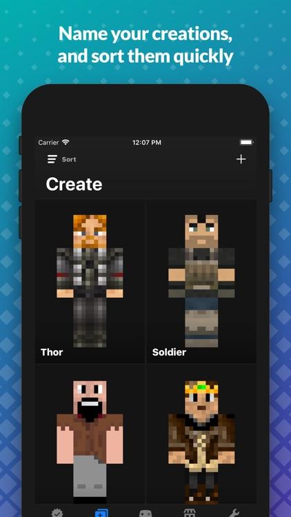 Skins Pro Creator screenshot-4
