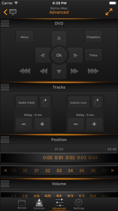 Screenshot for VLC Remote in United Arab Emirates App Store