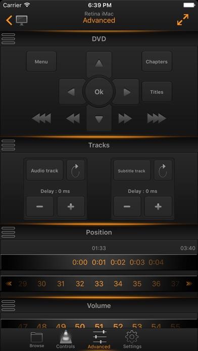 VLC Remote Screenshot 4