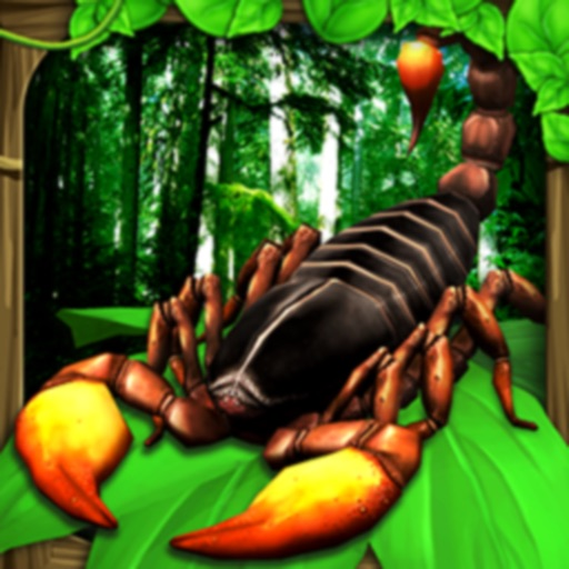 Scorpion Simulator icon