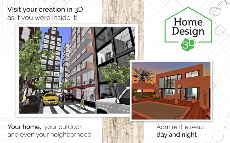 Screenshot #5 for Home Design 3D