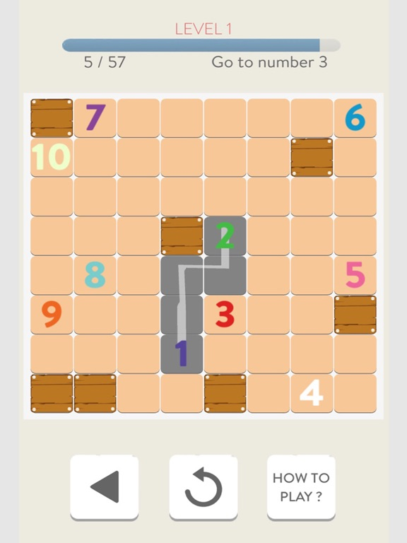 Connect Numbers- Match 2 Game-ipad-3