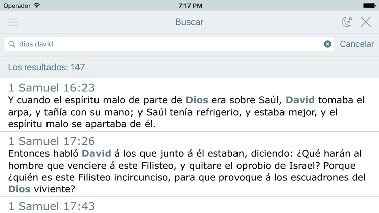 Biblia Reina Valera Antigua screenshot-3