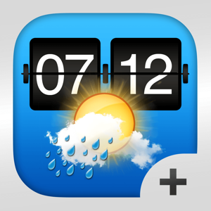 Weather⁺ ios app