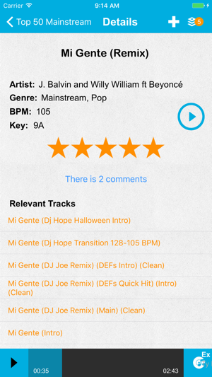 MyMP3Pool on the App Store