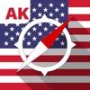 Alaska, USA Offline Navigation