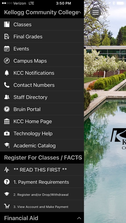 Kellogg Community College Campus Map.Kellogg Cc By Kellogg Community College
