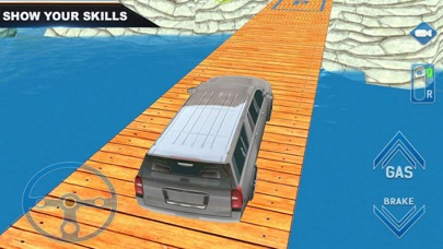 Impossible Car Parking Tracks screenshot 3